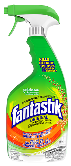 fantastik all purpose cleaner bleach
